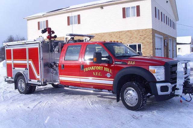 Northern Fire Equipment Hme Ahrens Fox Apparatus
